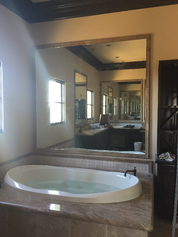 Custom Mirrors And Installation – Patriot Glass And Mirror Within Custom Mirrors (View 15 of 20)
