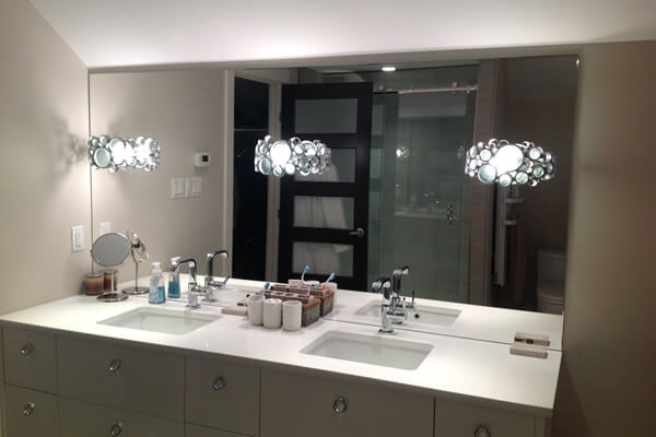 Custom Vanity Mirrors | Pars Glass Regarding Custom Mirrors (#19 of 20)