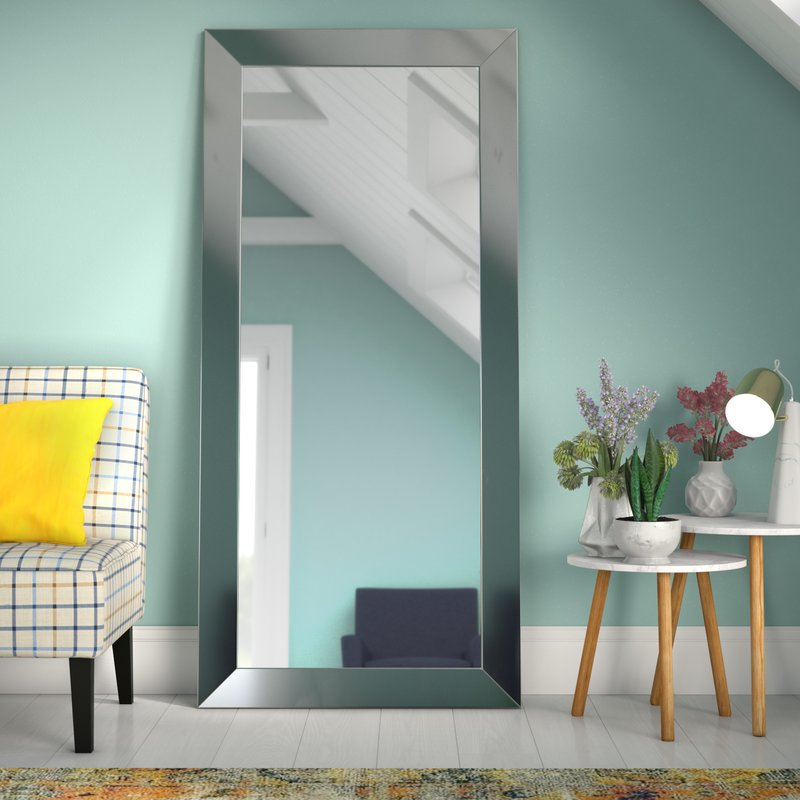 Inspiration about Dalessio Wide Tall Full Length Mirror With Dalessio Wide Tall Full Length Mirrors (#2 of 20)