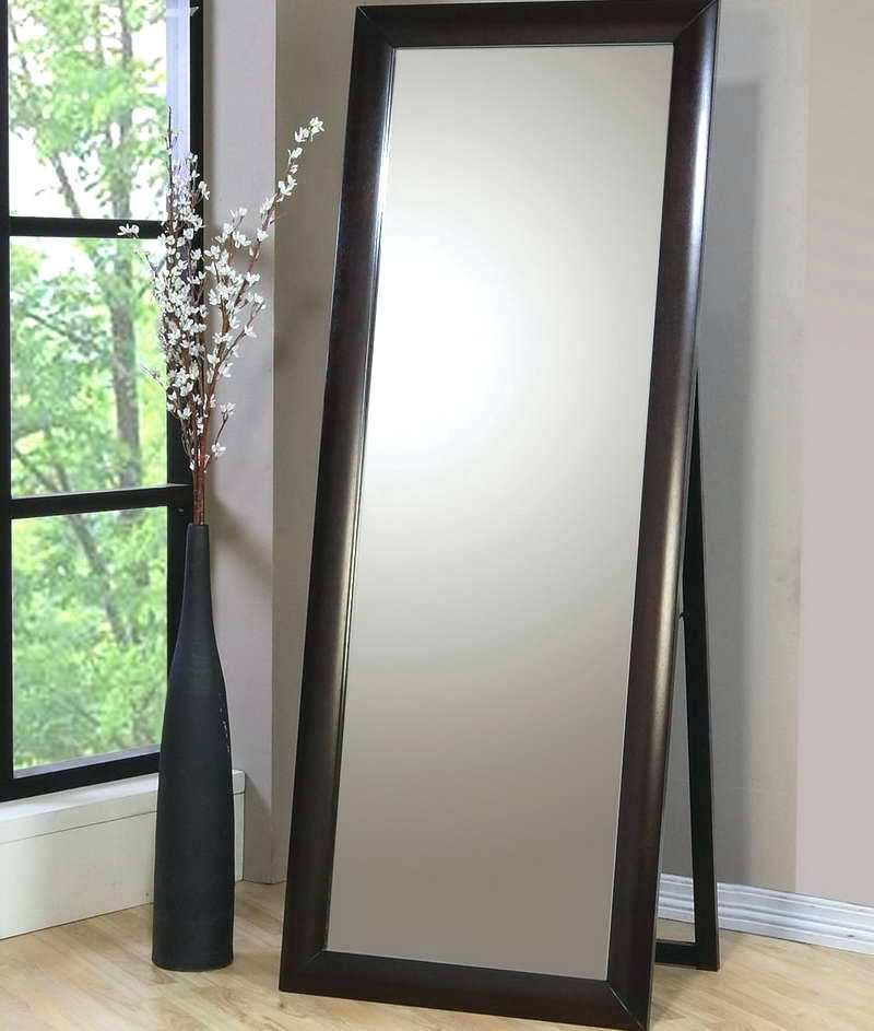 Inspiration about Decorative Full Length Wall Mirrors August Grove Handcrafted Pertaining To Handcrafted Farmhouse Full Length Mirrors (#18 of 20)