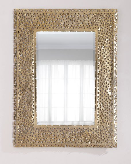 Decorative Wall Mirrors & Floor Mirrors At Horchow For Burnes Oval Traditional Wall Mirrors (#11 of 20)