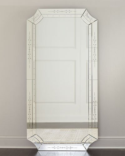 Decorative Wall Mirrors & Floor Mirrors At Horchow Throughout Burnes Oval Traditional Wall Mirrors (#12 of 20)