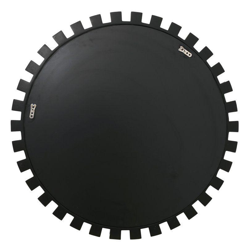 Inspiration about Deniece Sunburst Round Wall Mirror In 2019 | Dining Table In Deniece Sunburst Round Wall Mirrors (#6 of 20)