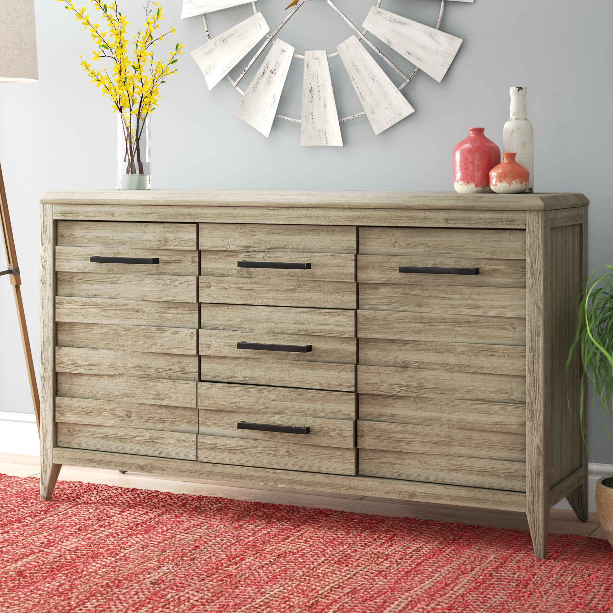 Descartes Sideboard With Regard To Most Popular Upper Stanton Sideboards (#6 of 20)