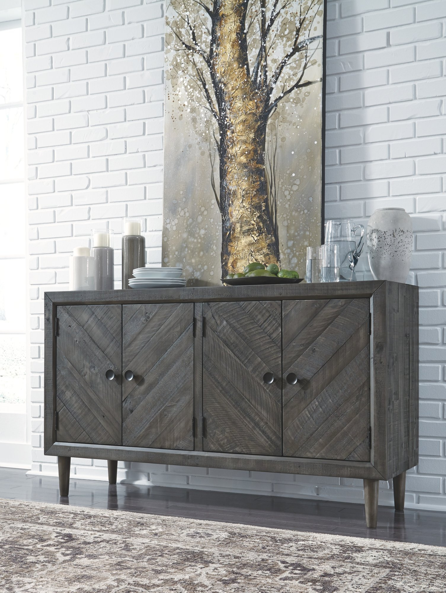 Details About Foundry Select Banach Sideboard Inside Best And Newest Sideboards By Foundry Select (View 5 of 20)
