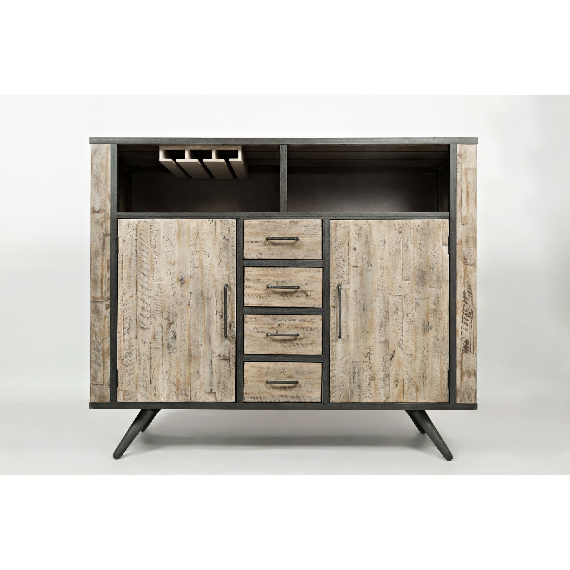 Details About Foundry Select Beeler 2 Door Accent Cabinet Within Most Recent Sideboards By Foundry Select (View 14 of 20)