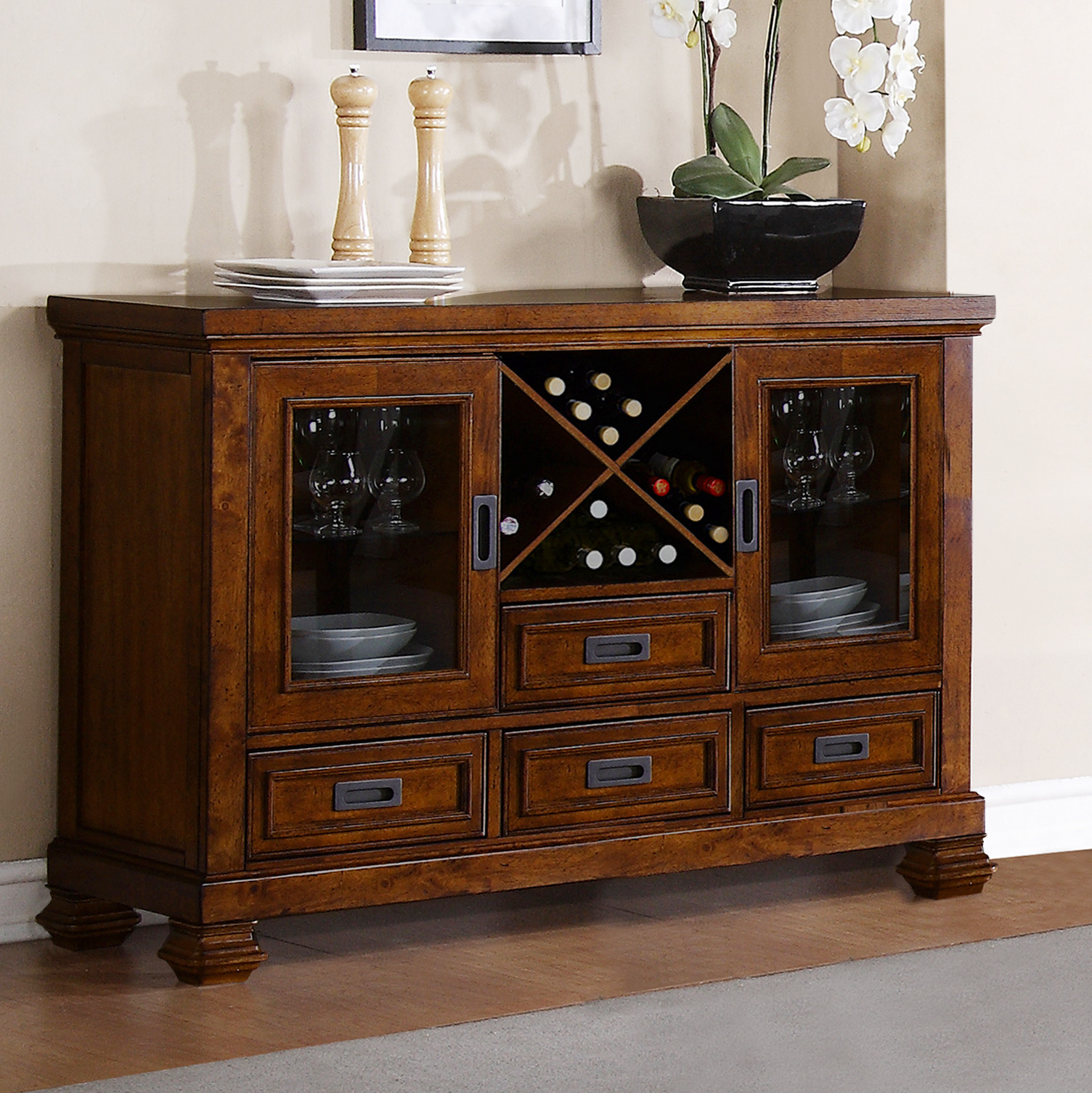 Inspiration about Details About Wildon Home ® Sideboard Intended For 2018 Sideboards By Wildon Home (#5 of 20)