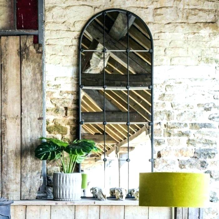Diy Garden Mirror – Boyer Cool Pertaining To Boyers Wall Mirrors (#12 of 20)