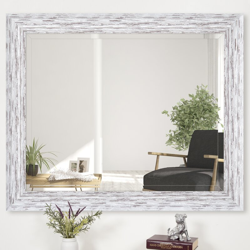 Dorothea Scoop Framed Beveled Accent Mirror With Regard To Moseley Accent Mirrors (View 16 of 20)