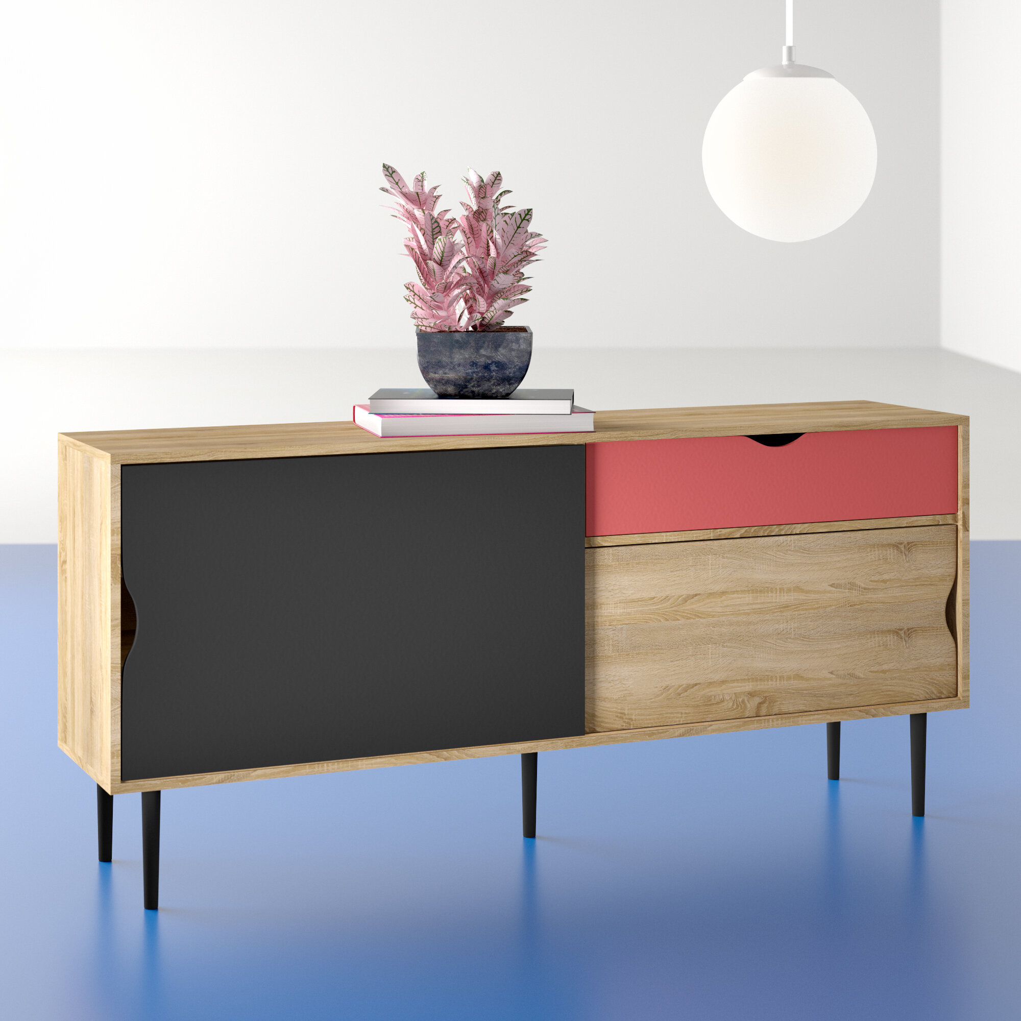 Popular Photo of Dovray Sideboards
