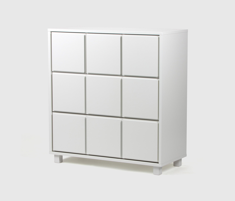 Drawer 1, White – Sideboards / Kommoden Von Scherlin Inside Current Thite Sideboards (#8 of 20)