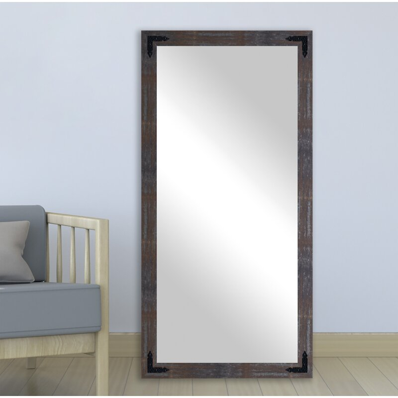 Inspiration about Dumais Industrial Full Length Mirror Within Industrial Full Length Mirrors (#3 of 20)