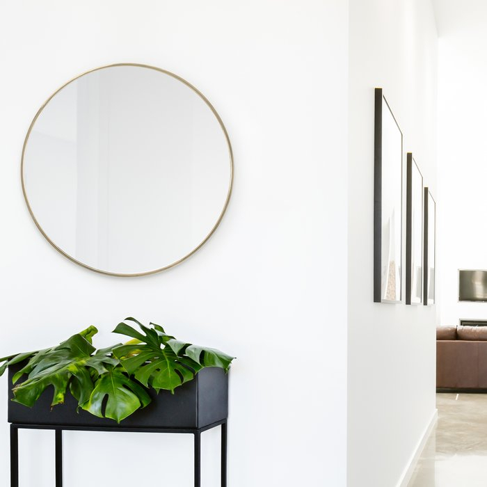 Inspiration about Dyar Accent Mirror Throughout Brynn Accent Mirrors (#15 of 20)