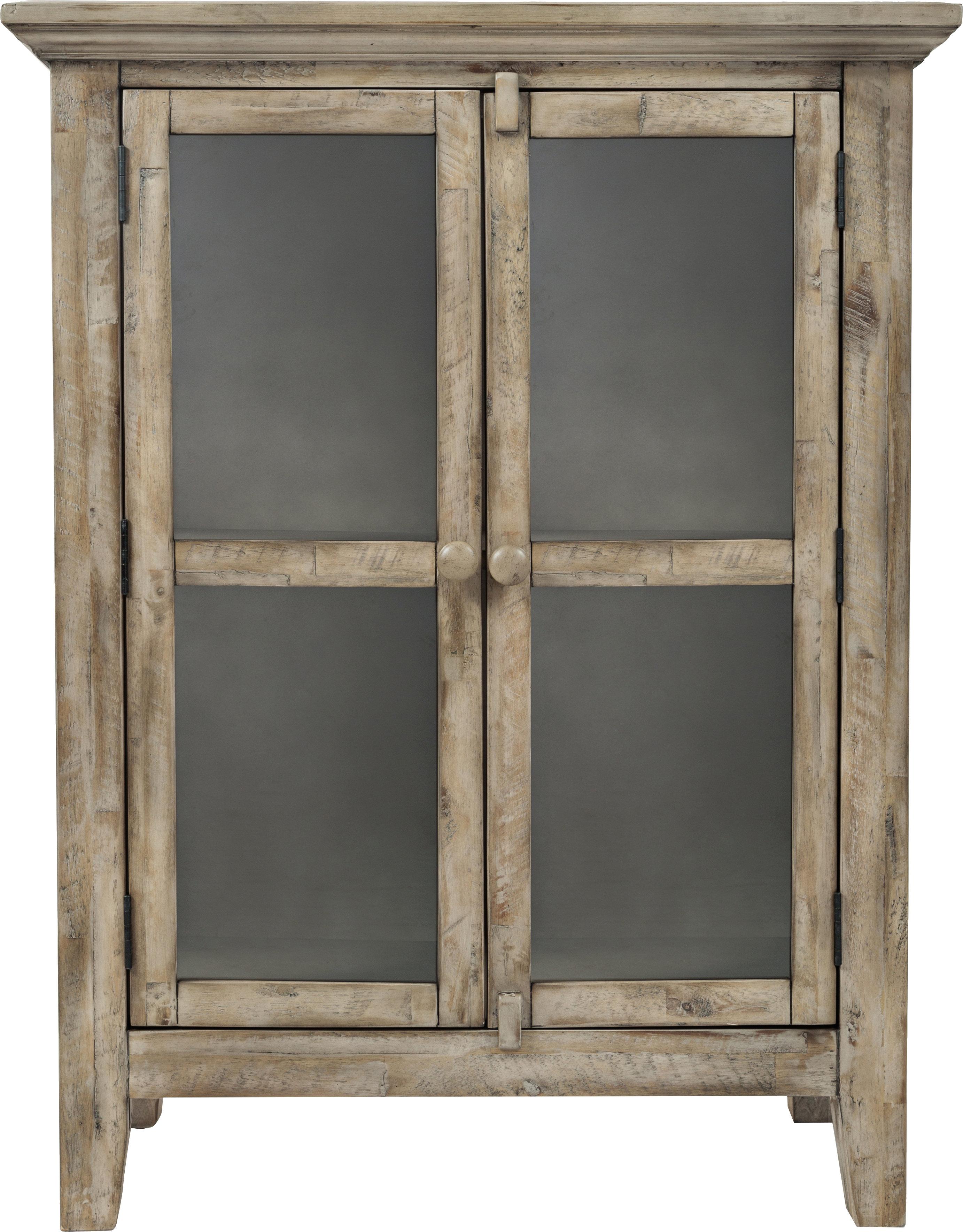 Eau Claire 2 Door Accent Cabinet Throughout Newest Eau Claire 6 Door Accent Cabinets (#6 of 20)