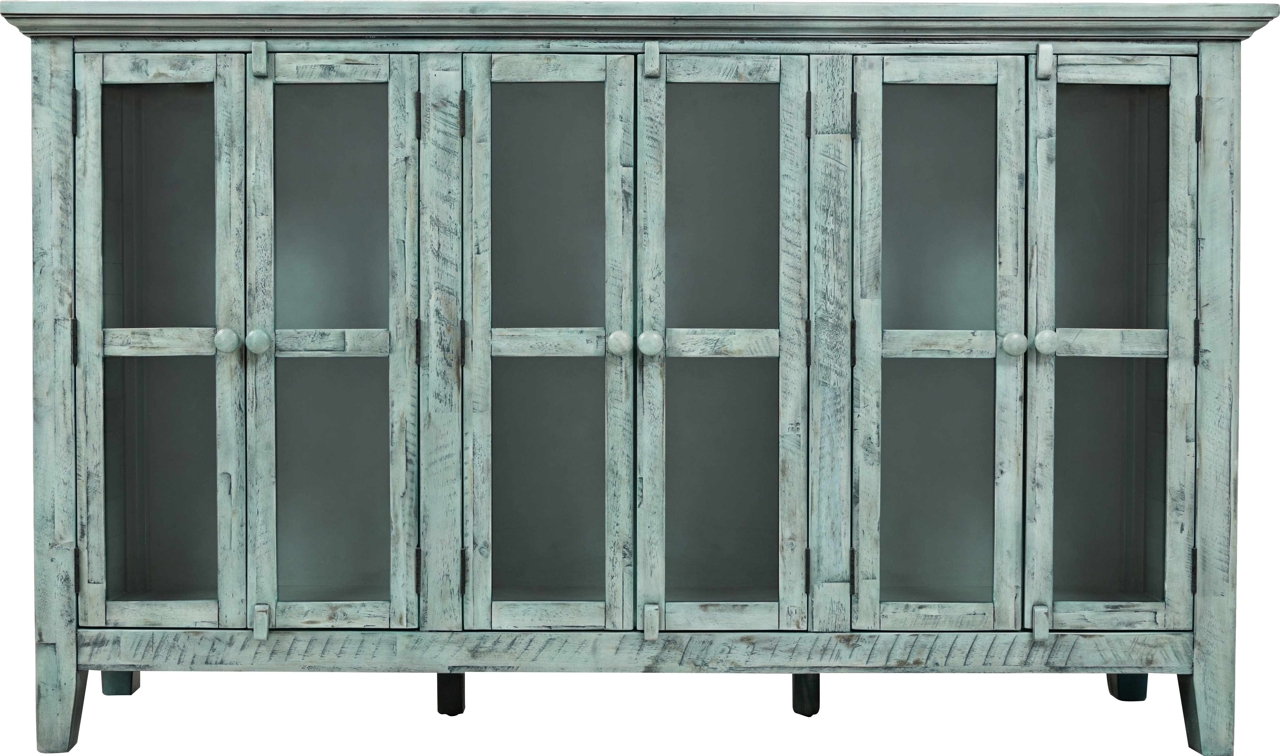 Eau Claire 6 Door Accent Cabinet In Latest Eau Claire 6 Door Accent Cabinets (#12 of 20)