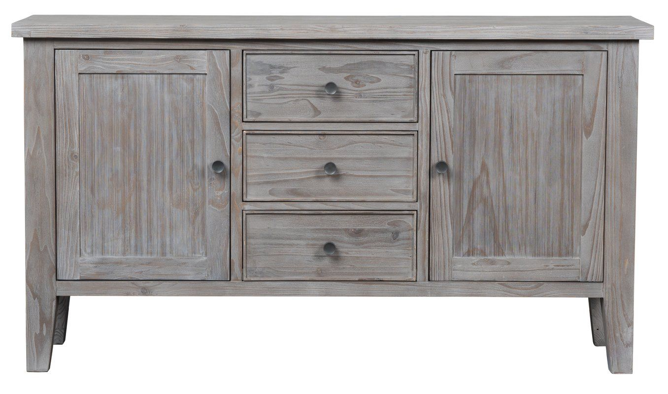 Echo Sideboard | Coastal Beauty | Sideboard, Three Season Pertaining To Best And Newest Raquette Sideboards (#2 of 20)