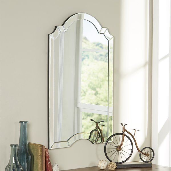 Ekaterina Arch/crowned Top Wall Mirror | Mirrors | Mirror Pertaining To Ekaterina Arch/crowned Top Wall Mirrors (#18 of 20)