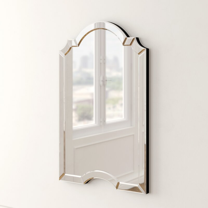 Popular Photo of Ekaterina Arch/crowned Top Wall Mirrors