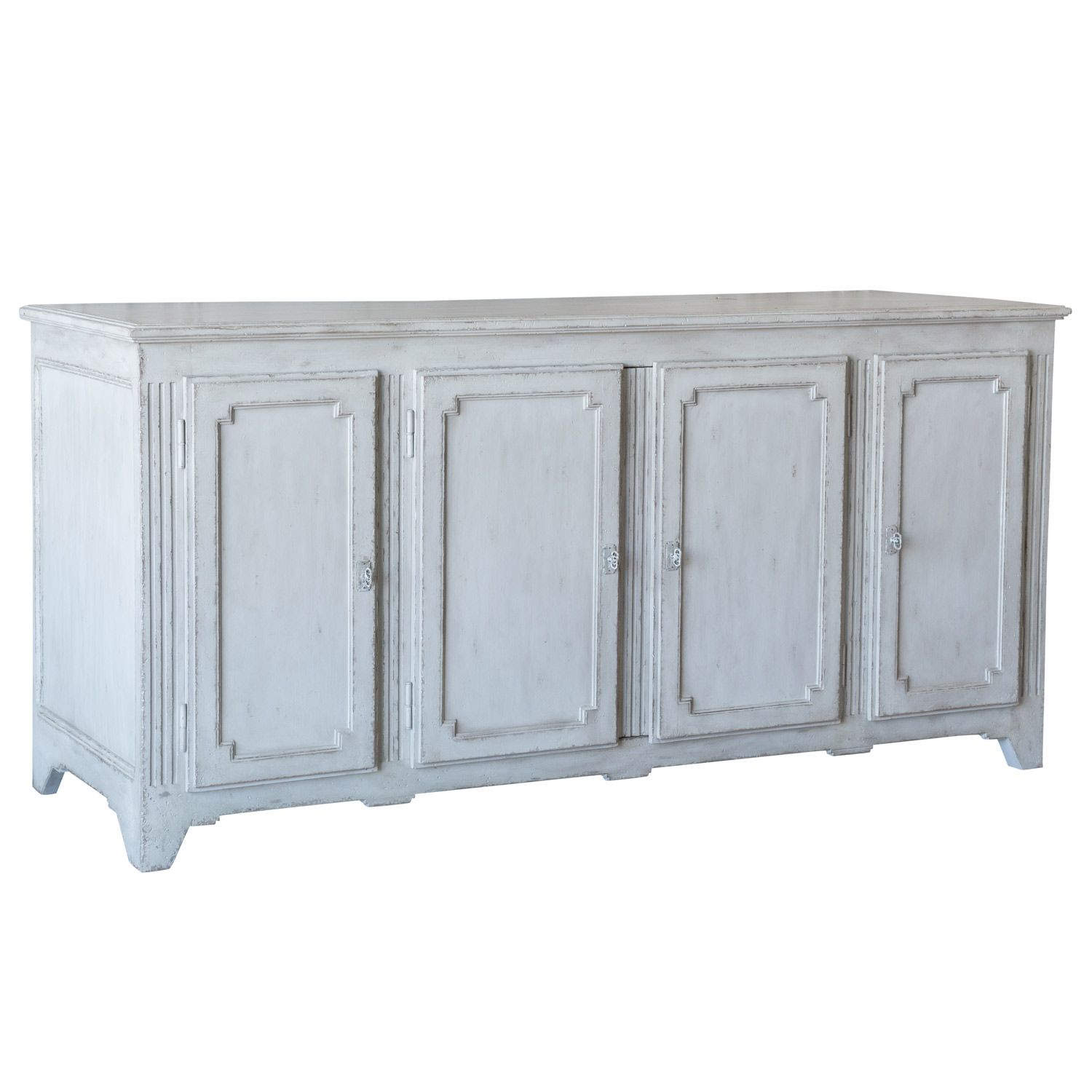 Eloquence Etienne Winter White Sideboard Fesbrq01We | Client Inside Most Up To Date Etienne Sideboards (#1 of 20)