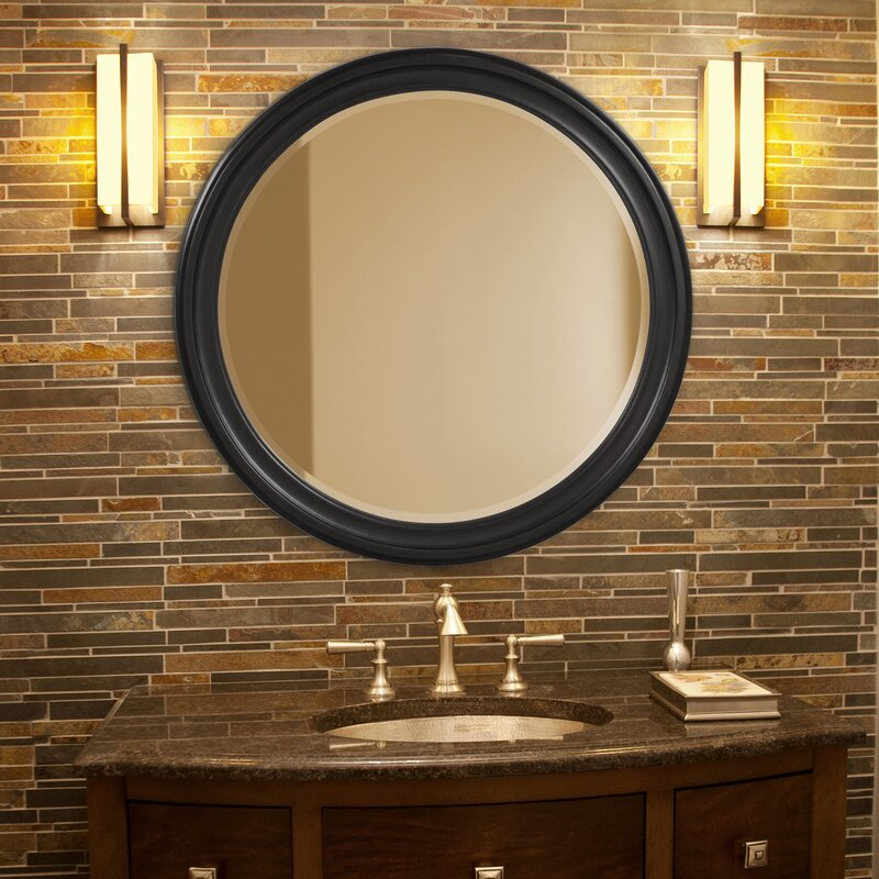 Emmalynn Modern And Contemporary Beveled Accent Mirror With Regard To Modern & Contemporary Beveled Accent Mirrors (#2 of 20)