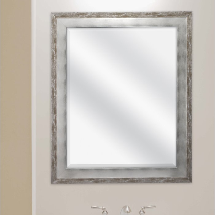 Epinal Shabby Elegance Wall Mirror In Epinal Shabby Elegance Wall Mirrors (#6 of 20)