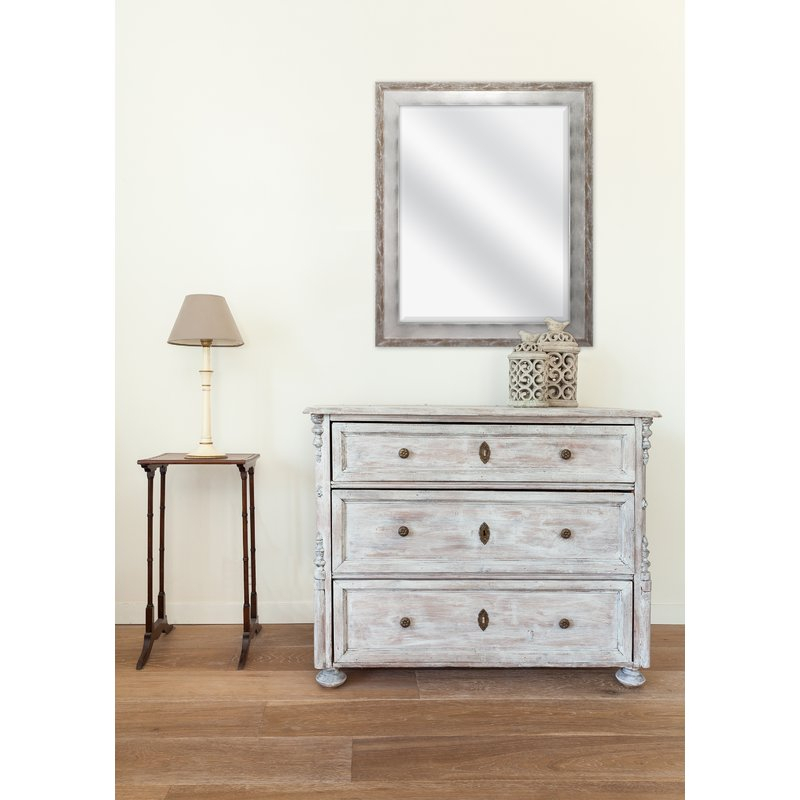Epinal Shabby Elegance Wall Mirror Within Epinal Shabby Elegance Wall Mirrors (View 11 of 20)