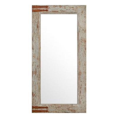 Farmhouse Mirrors – Farmhouse Goals Within Janie Rectangular Wall Mirrors (#1 of 20)