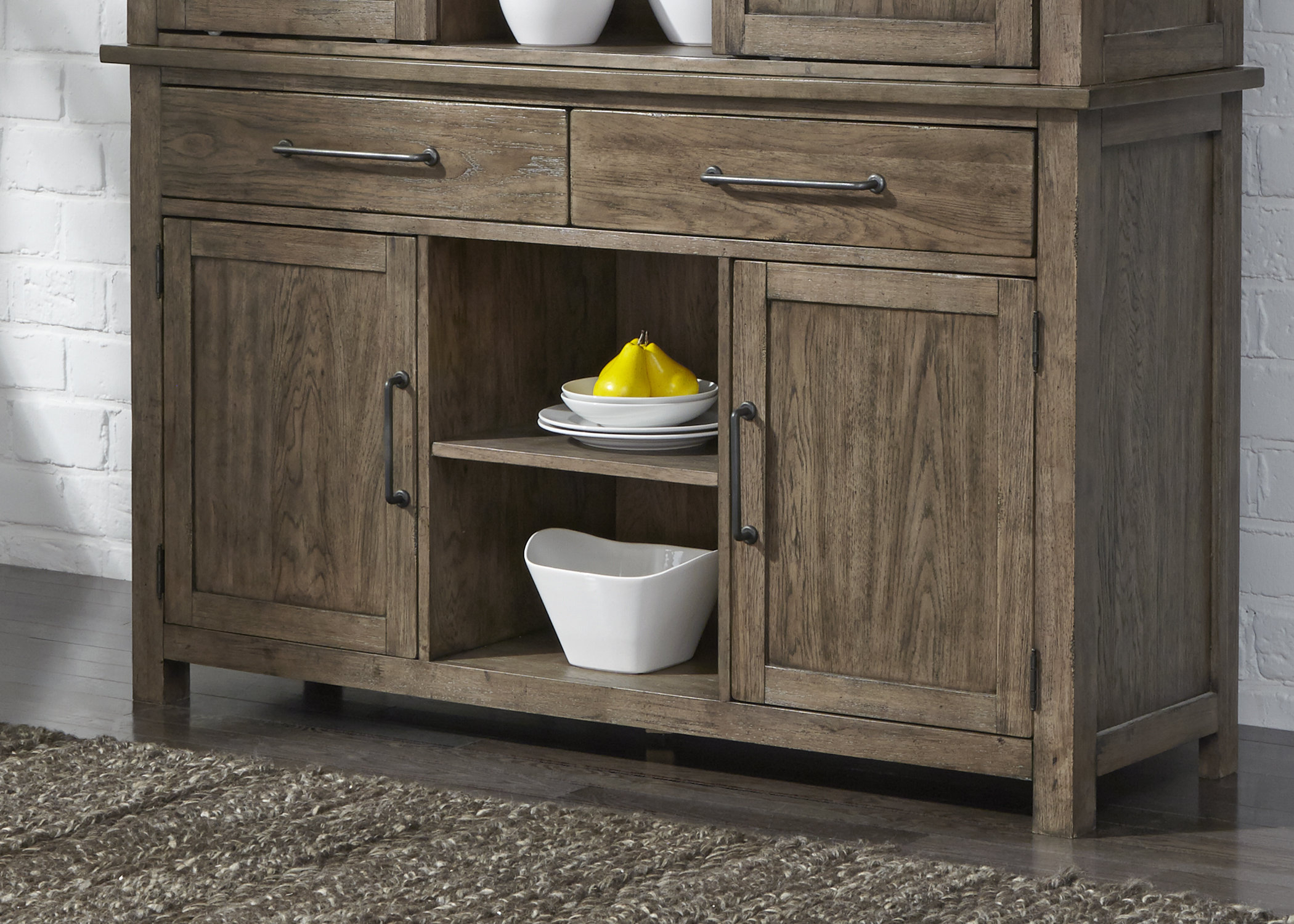 Farmhouse & Rustic Gracie Oaks Sideboards & Buffets | Birch Lane Within Latest Hayter Sideboards (View 18 of 20)