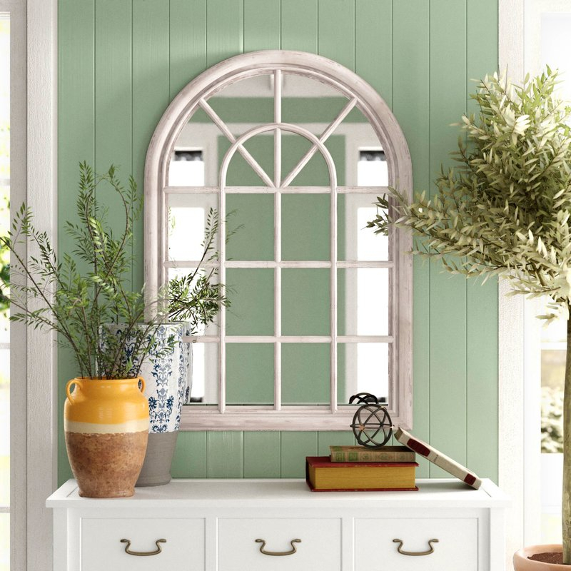 Fenetre Traditional Accent Mirror With Regard To Traditional Accent Mirrors (#5 of 20)