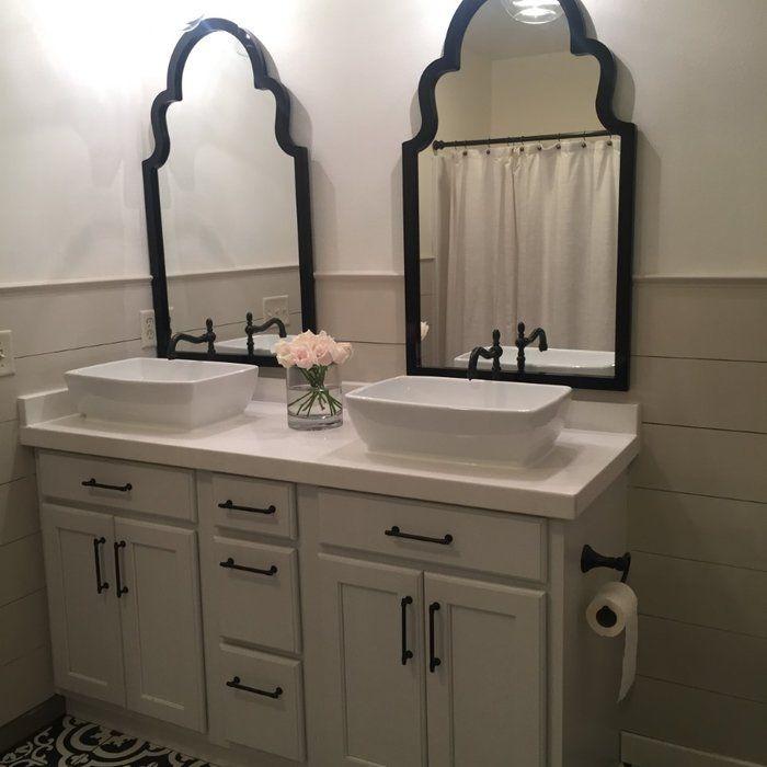 Fifi Contemporary Arch Wall Mirror In 2019 | Bathroom With Fifi Contemporary Arch Wall Mirrors (#6 of 20)