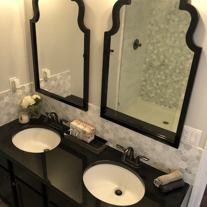 Fifi Contemporary Arch Wall Mirror | New Master Bath With Regard To Fifi Contemporary Arch Wall Mirrors (#17 of 20)