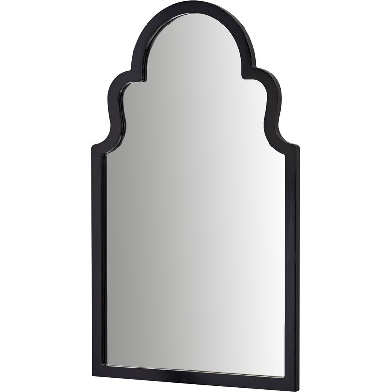 Fifi Contemporary Arch Wall Mirror Pertaining To Fifi Contemporary Arch Wall Mirrors (#10 of 20)