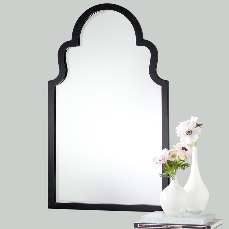 Popular Photo of Fifi Contemporary Arch Wall Mirrors