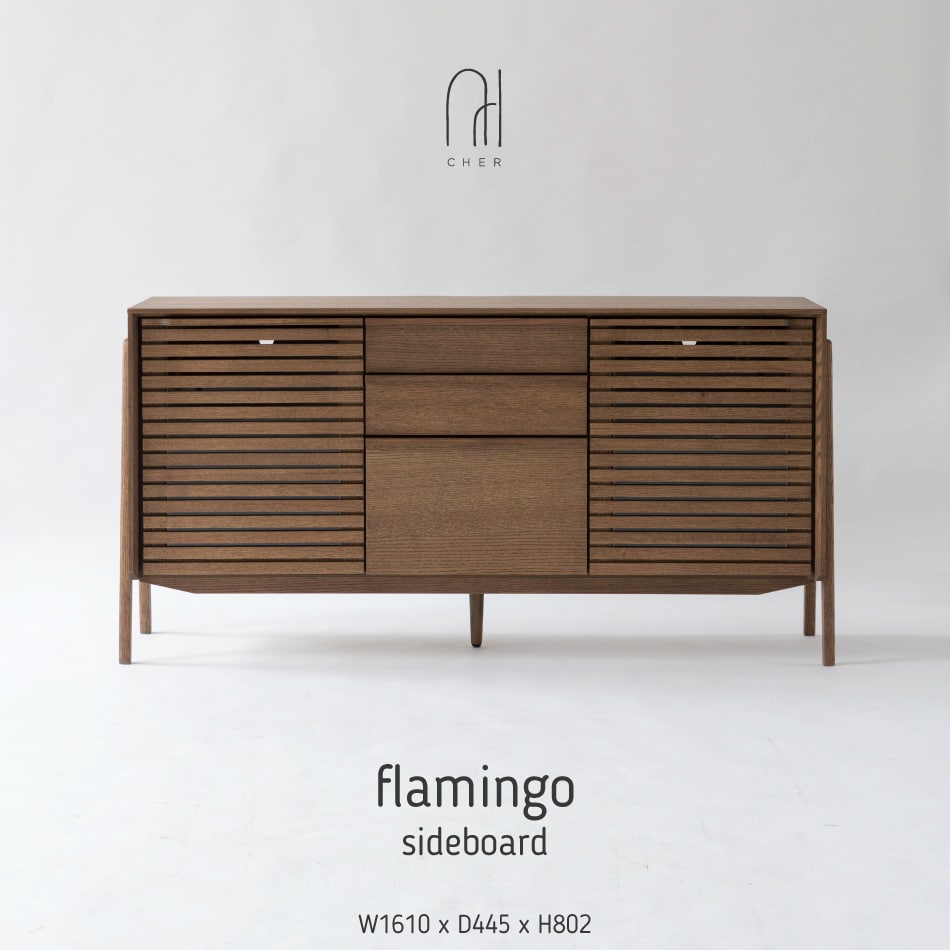 Flamingo Sideboard – Chaw Cher Pertaining To Recent Cher Sideboards (View 11 of 20)