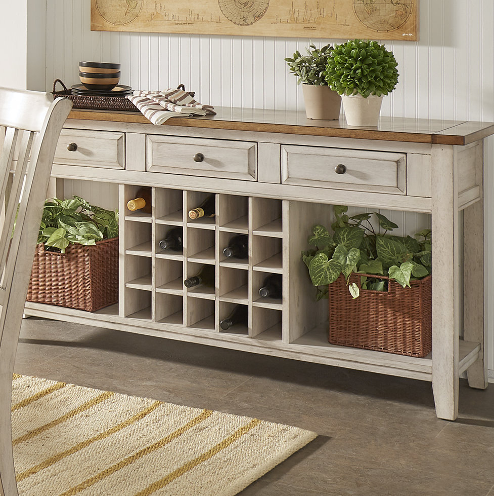 Fortville Sideboard With Most Up To Date Cambrai Sideboards (#8 of 20)