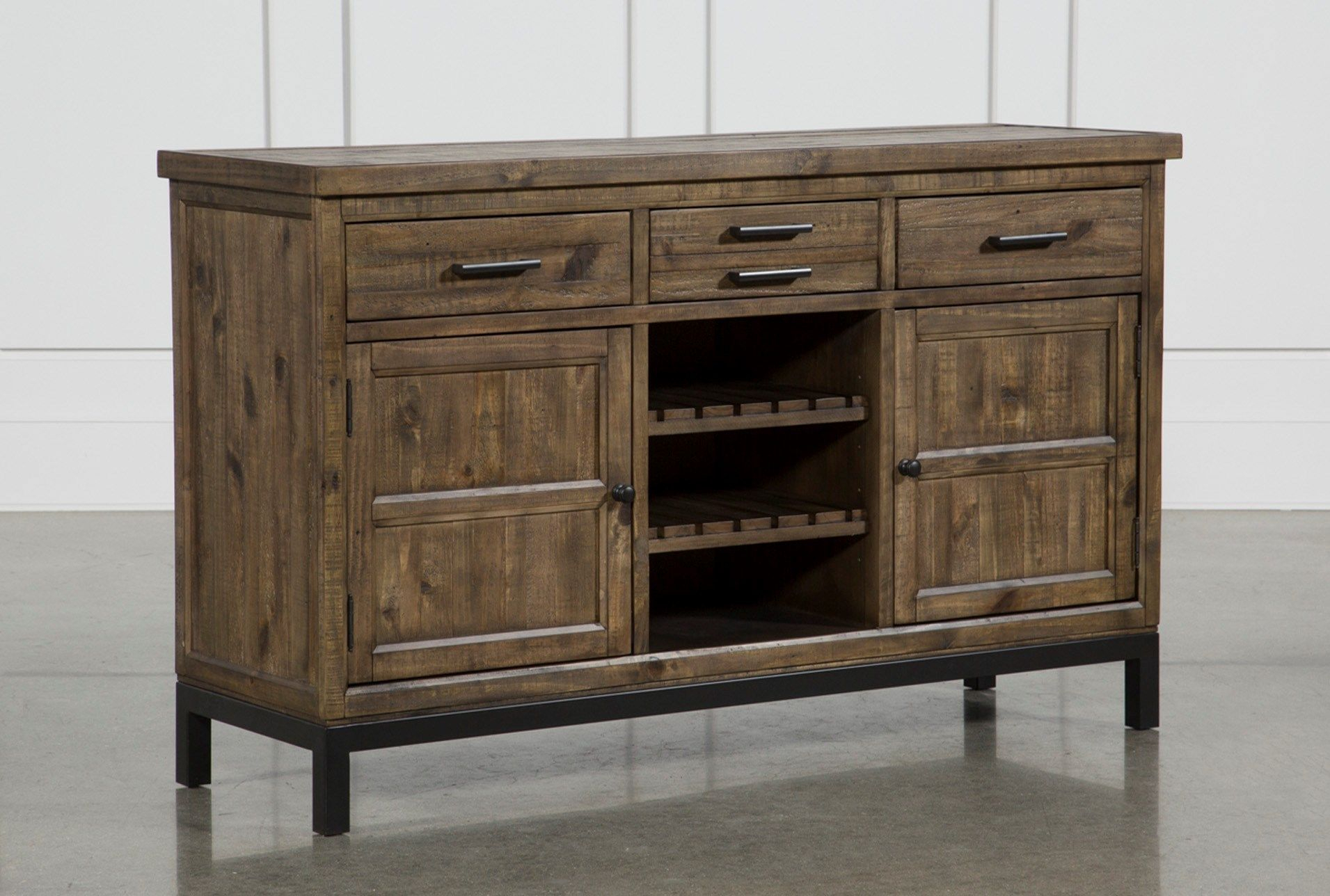 Foundry Buffet | Our New Home | Buffet, Farmhouse Dining Set Inside Current Seiling Sideboards (#6 of 20)