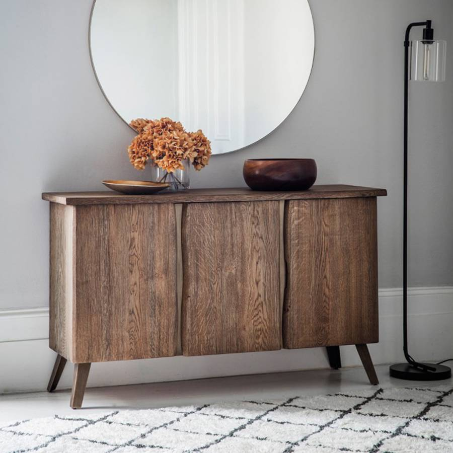 Foundry Sideboard Oak With Regard To Most Popular Sideboards By Foundry Select (View 15 of 20)