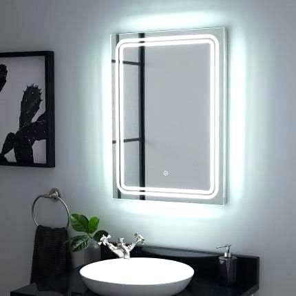 Frameless Bathroom Mirrors – Glyniscline (#16 of 20)