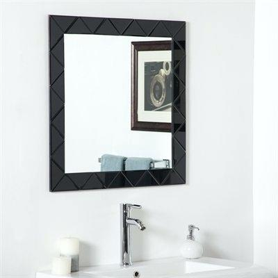 Inspiration about Frameless Wall Mirror – Verniarhett.co Intended For Estefania Frameless Wall Mirrors (#19 of 20)