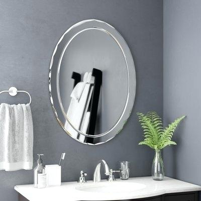 Frameless Wall Mirror – Verniarhett (#19 of 20)
