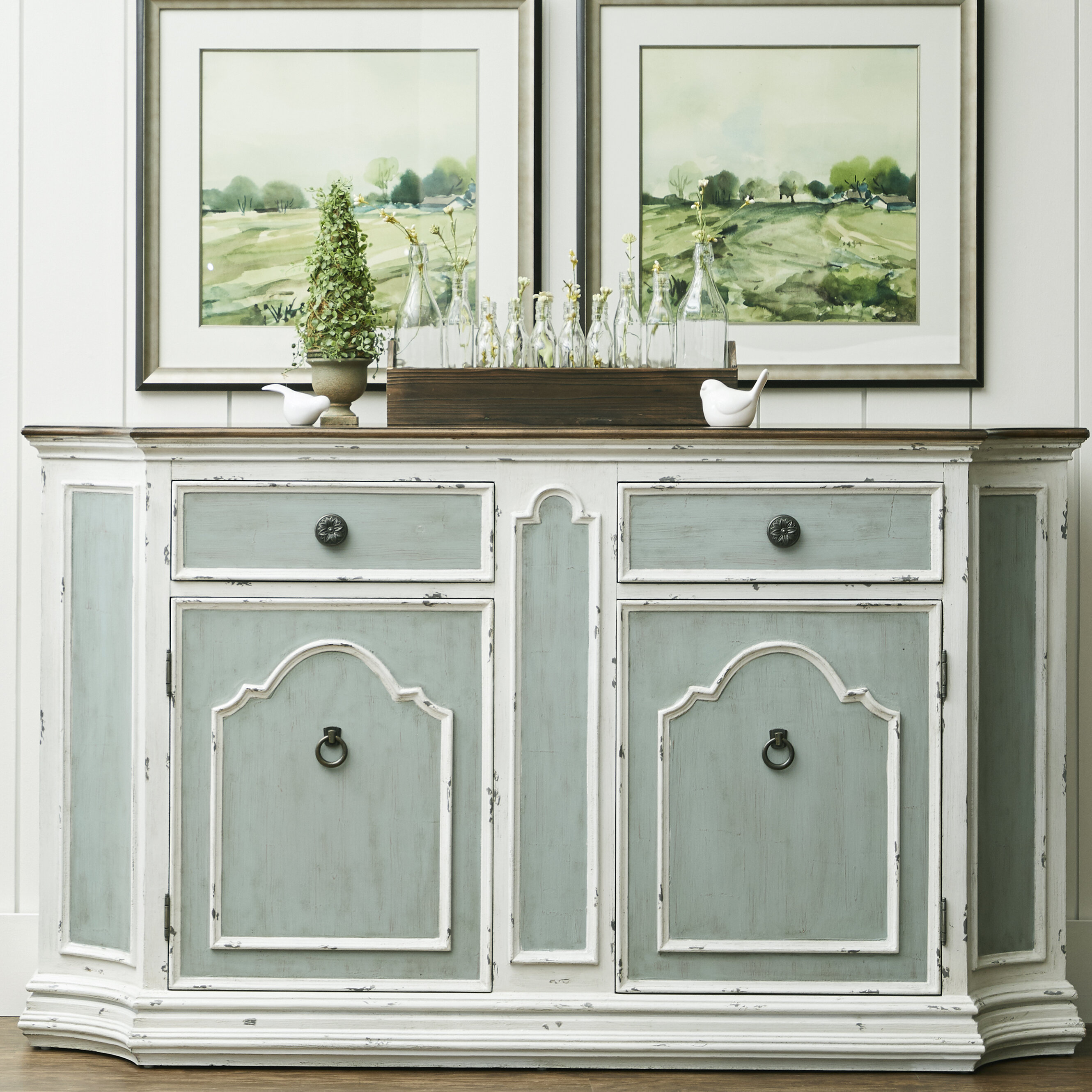 French Country Sideboards & Buffets You'll Love In 2019 Throughout 2017 Cambrai Sideboards (#9 of 20)