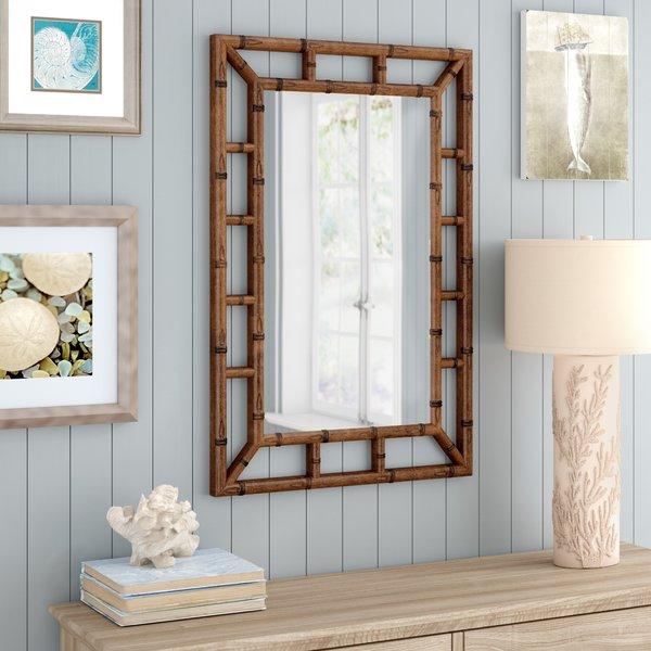 Fretwork Mirror | Wayfair Regarding Polito Cottage/country Wall Mirrors (View 10 of 20)