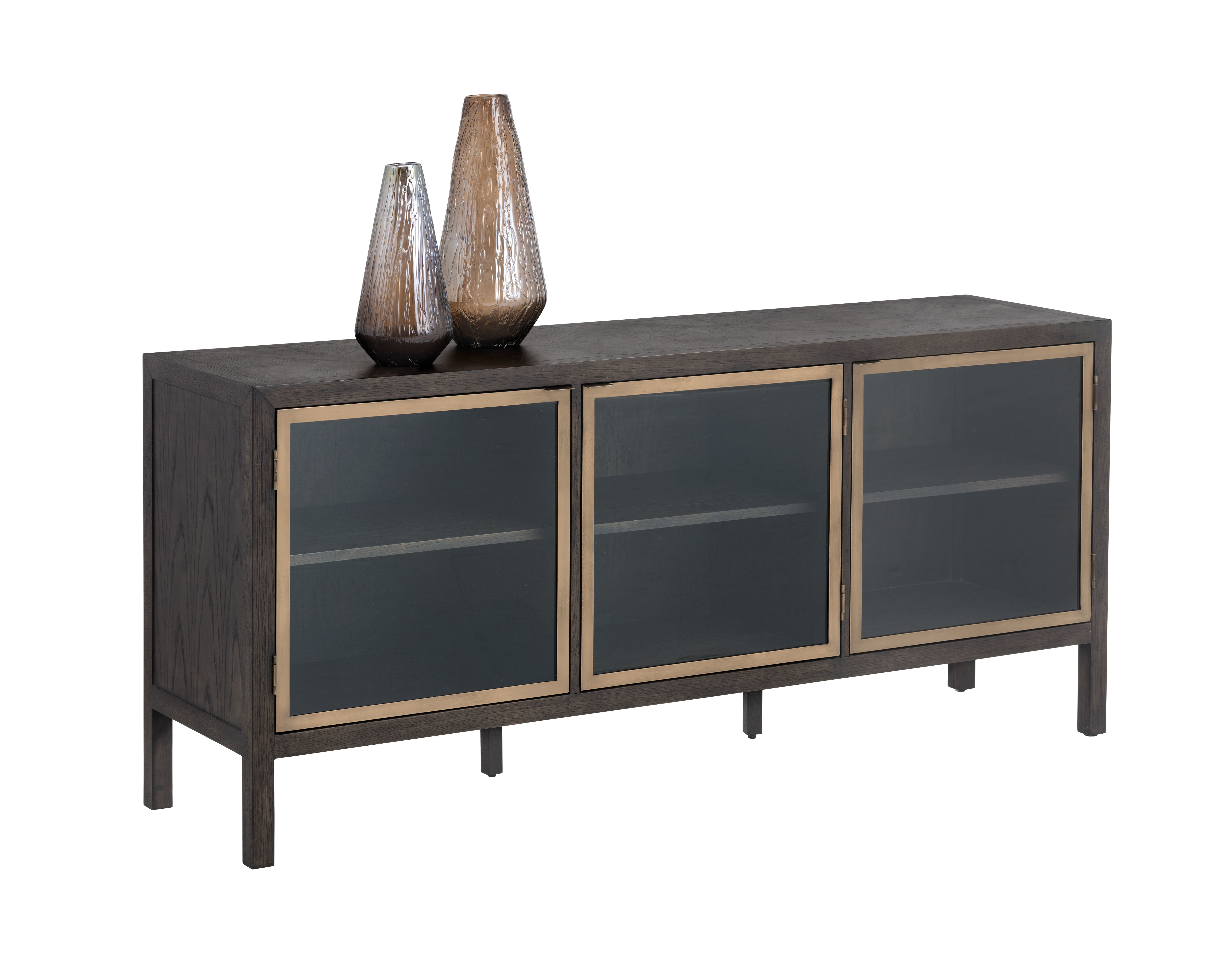 Inspiration about Geometric Sideboard   Wayfair Regarding Most Recently Released Armelle Sideboards (#13 of 20)