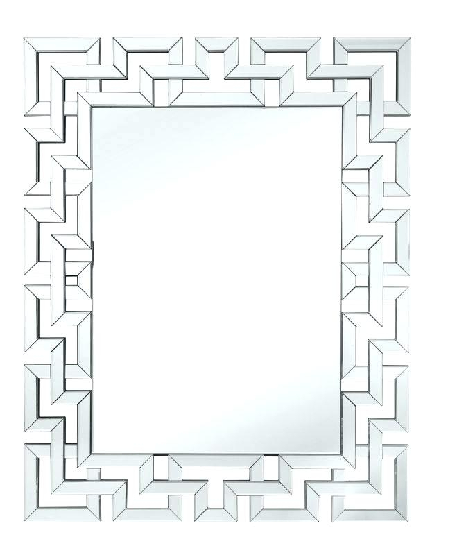 Inspiration about Geometric Wall Mirror Set Mirrors Of Ix47623 Corporation For Within Rectangle Ornate Geometric Wall Mirrors (#11 of 20)