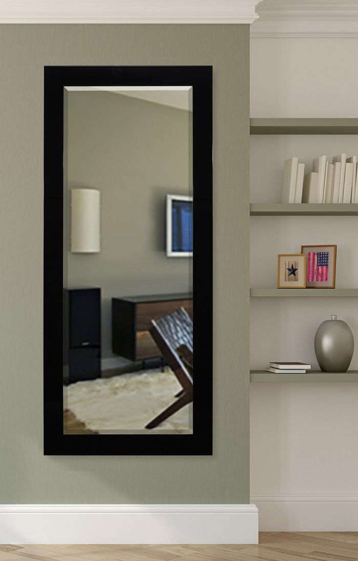Gimbel Delta Extra Tall Accent Mirror | Wall Deco | Tall In Dalessio Wide Tall Full Length Mirrors (#12 of 20)