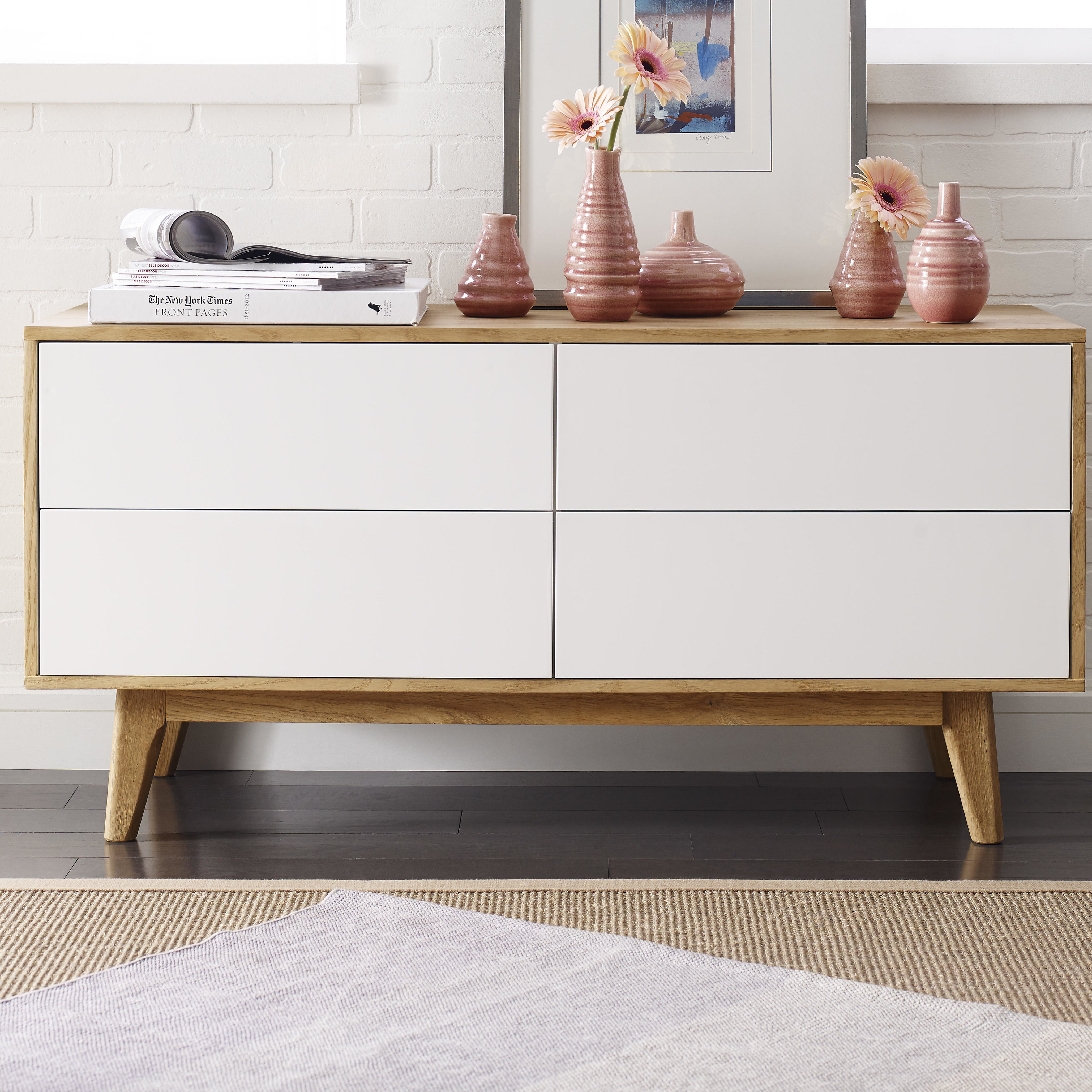Giselle Sideboard With Regard To Best And Newest Dowler 2 Drawer Sideboards (#10 of 20)