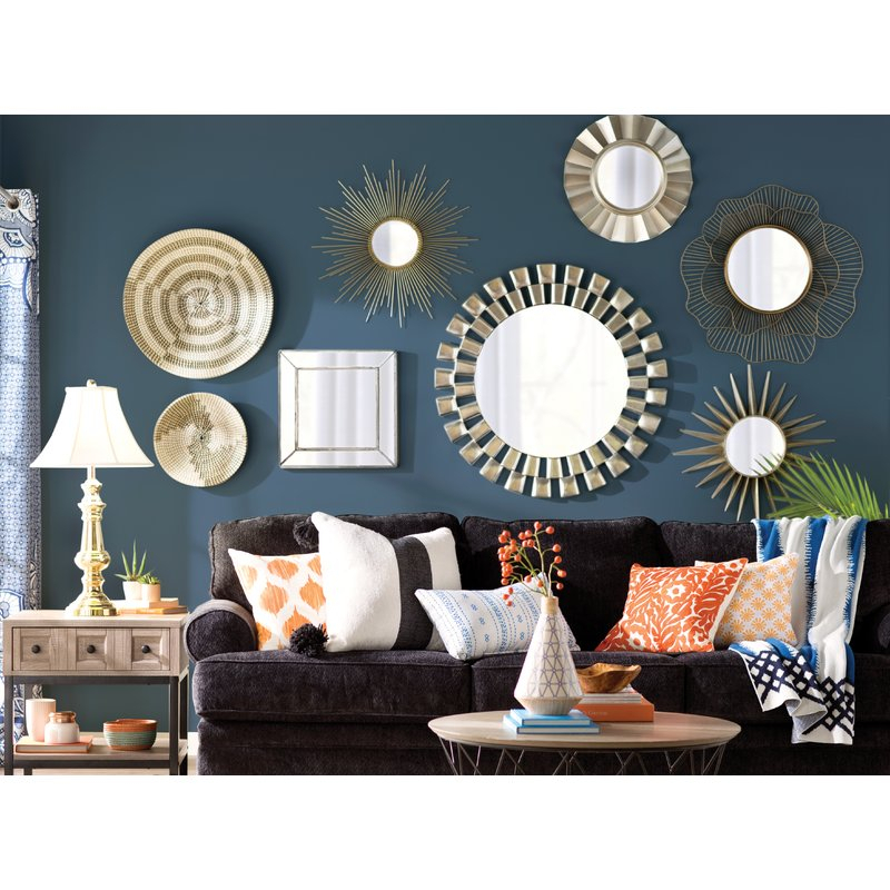 Inspiration about Glam Beveled Accent Mirror For Glam Beveled Accent Mirrors (#19 of 20)
