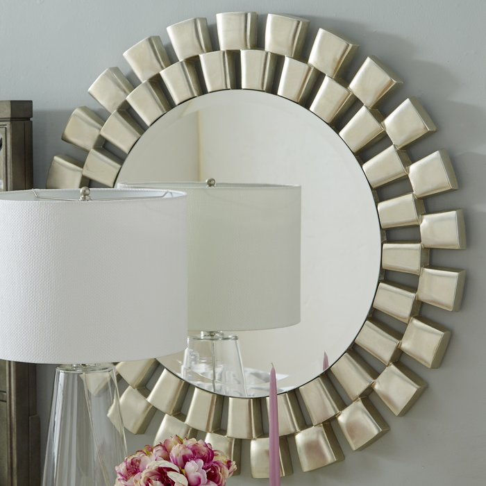 Inspiration about Glam Beveled Accent Mirror In Glam Beveled Accent Mirrors (#4 of 20)