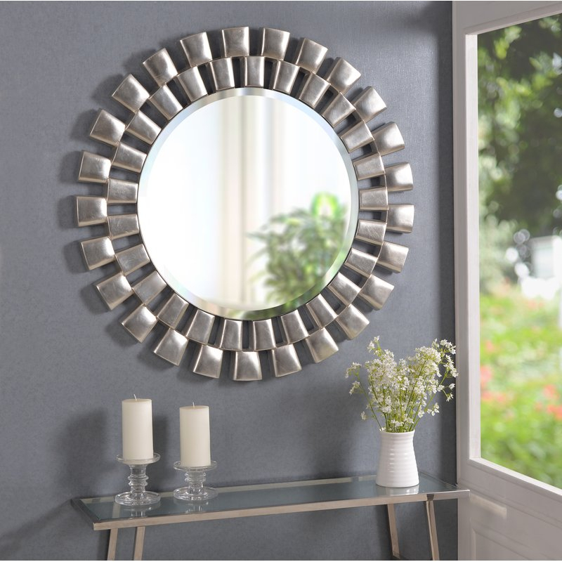 Inspiration about Glam Beveled Accent Mirror Inside Glam Beveled Accent Mirrors (#6 of 20)