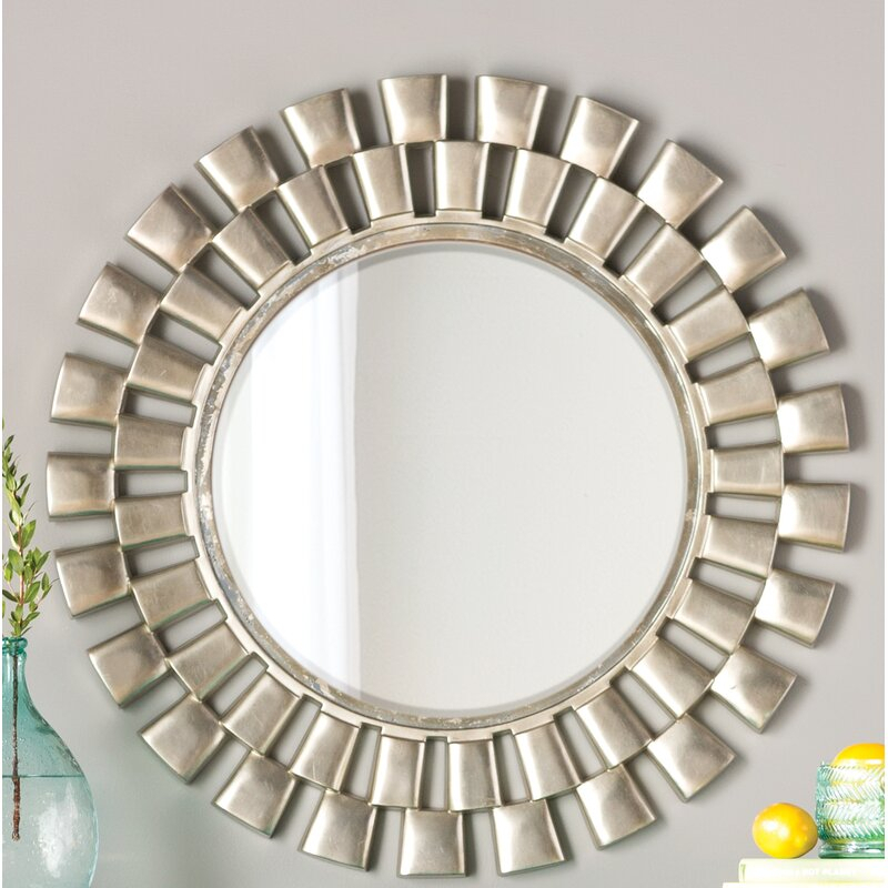 Inspiration about Glam Beveled Accent Mirror Inside Glam Beveled Accent Mirrors (#1 of 20)